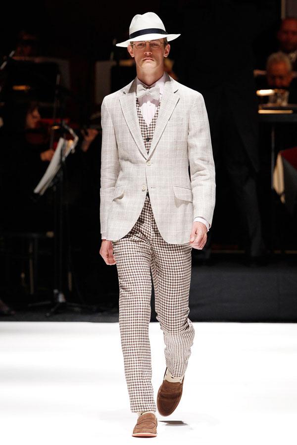 London Fashion Week Men S Ss