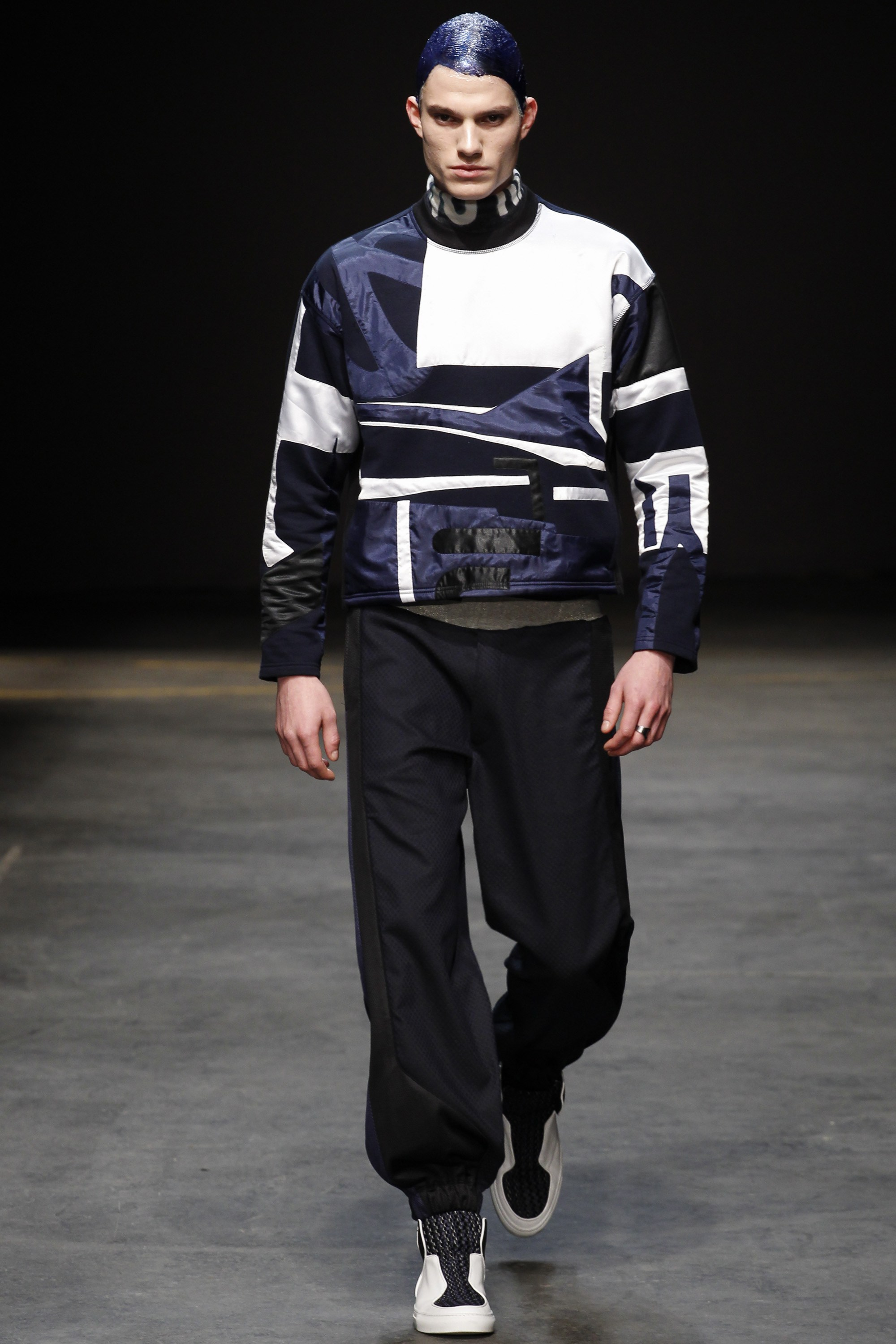 James Long AW14 – London Collections: MEN James Long AW14 – London Collections: MEN new pics